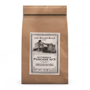 Buttermilk Pancake Mix - 10lbs - Lehi Mills